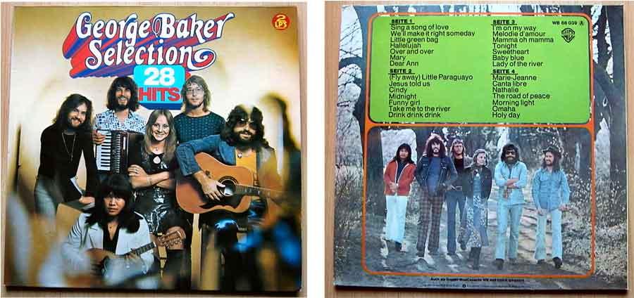 George Baker Selection - Retro Doppel-Album