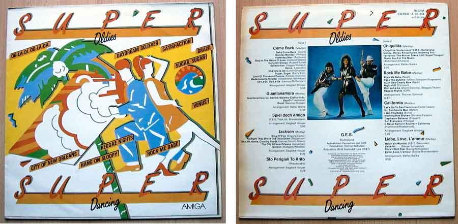 LP Vinyl eine Schallplatte, Lovesongs Super Oldies