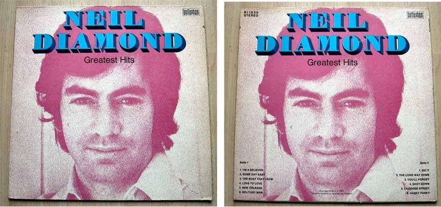 Neil Diamond - Greatest Hits - Kellerfund