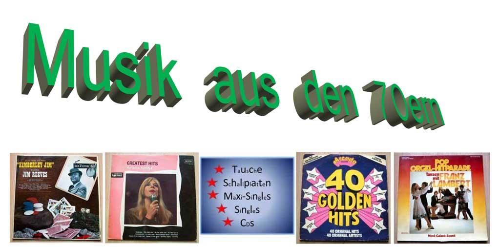 Golden Hits mit Original Stars und Original Hits