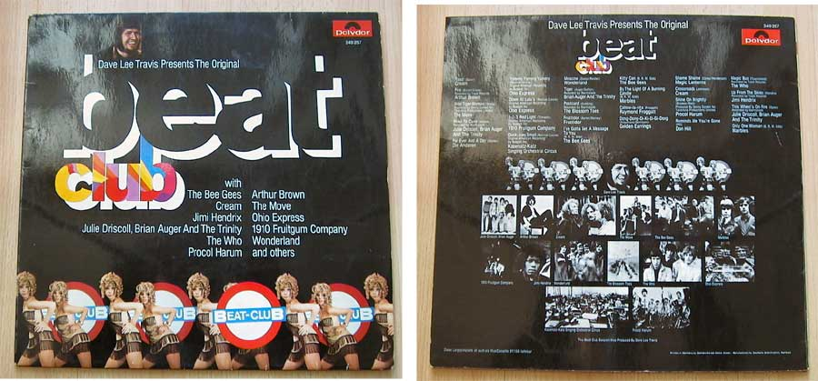 Beat-Club - Presents The Original - LP Vinyl von 1968
