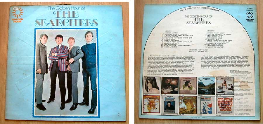 The Searchers - The Golden Hour Of The Searchers