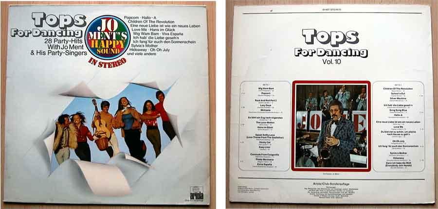 Tops For Dancing Vol. 10 auf Vinyl, LP