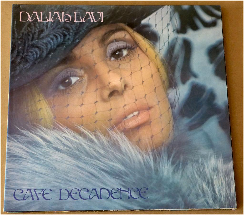 Cafe Decadence Schlager LP