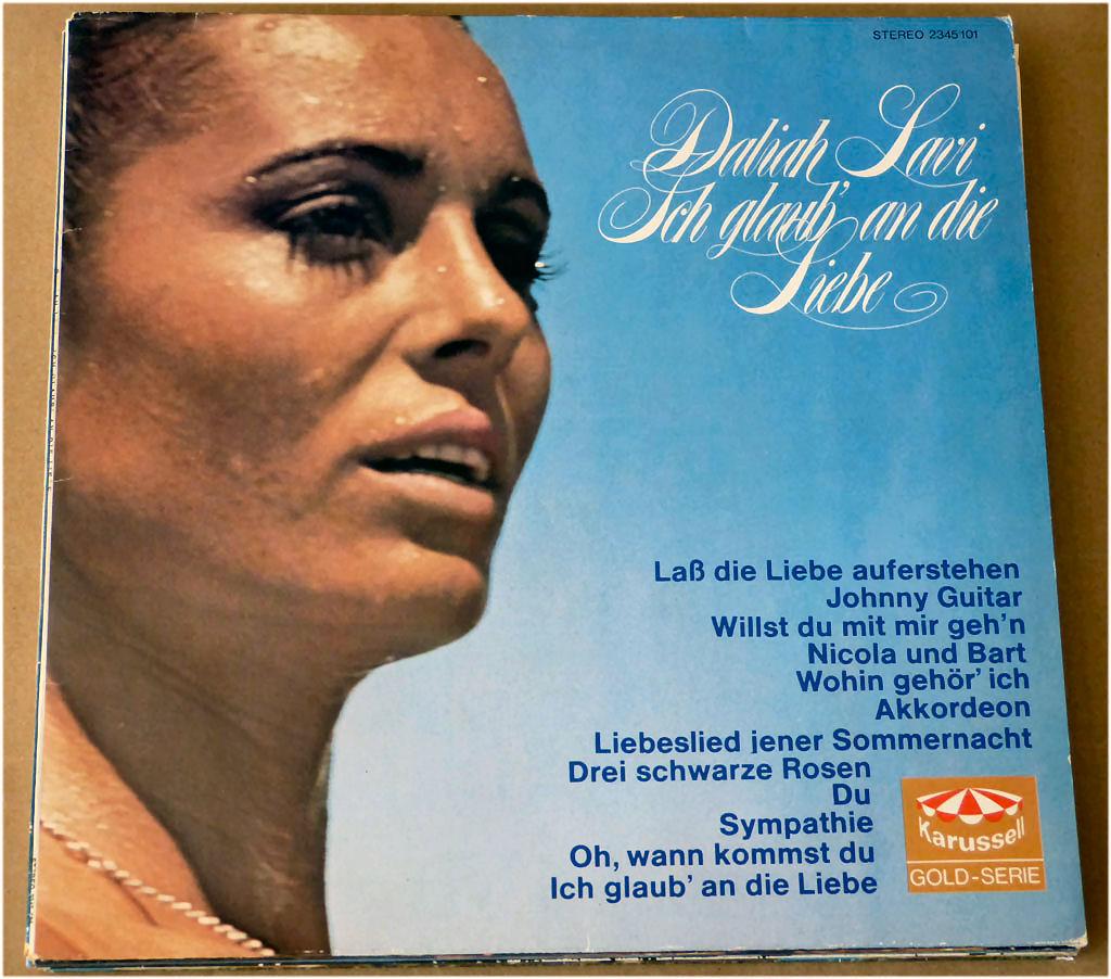 Leidenschaft Songtext von Daliah Lavi