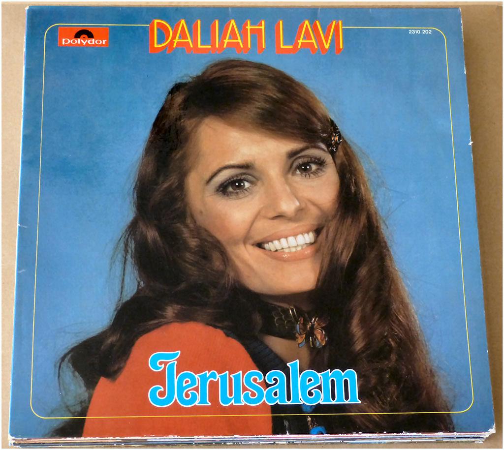 Das Beste auf Vinyl von Daliah Lavi