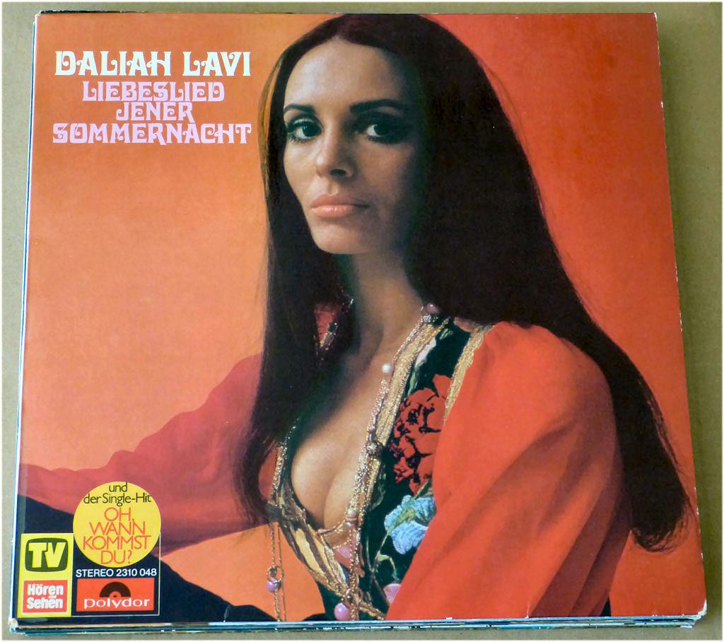 Liebeslieder auf LP