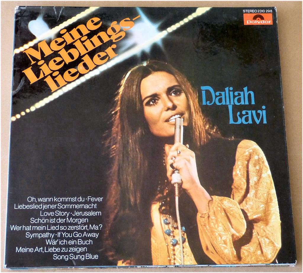 Leidenschaft mit Lieblingslieder von Daliah Lavi