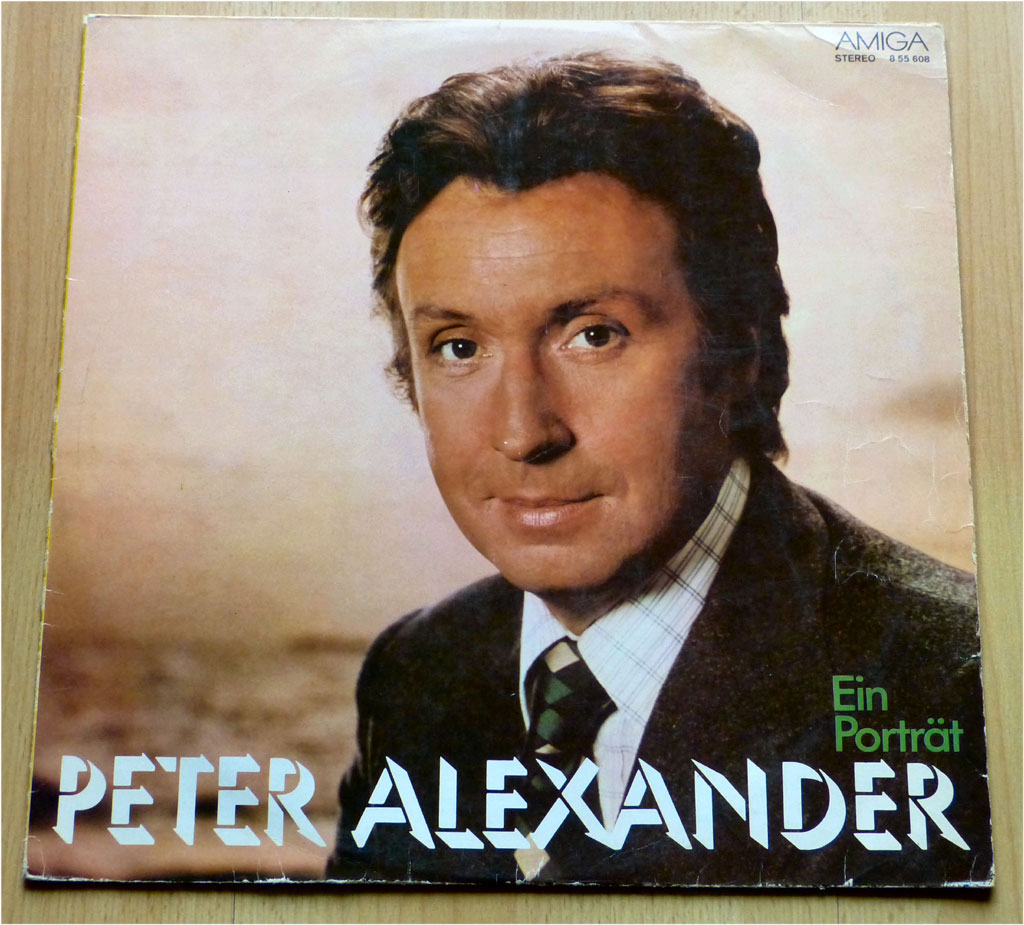 LP Peter Alexander ein Portät