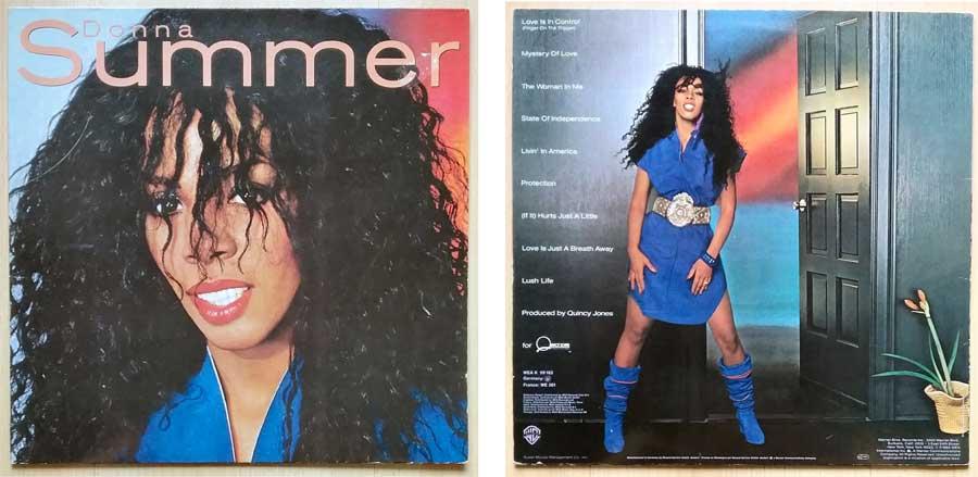Album, Vinyl von Donna Summer