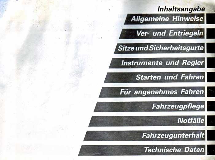 Betriebsanleitung Pajero Geländewagen