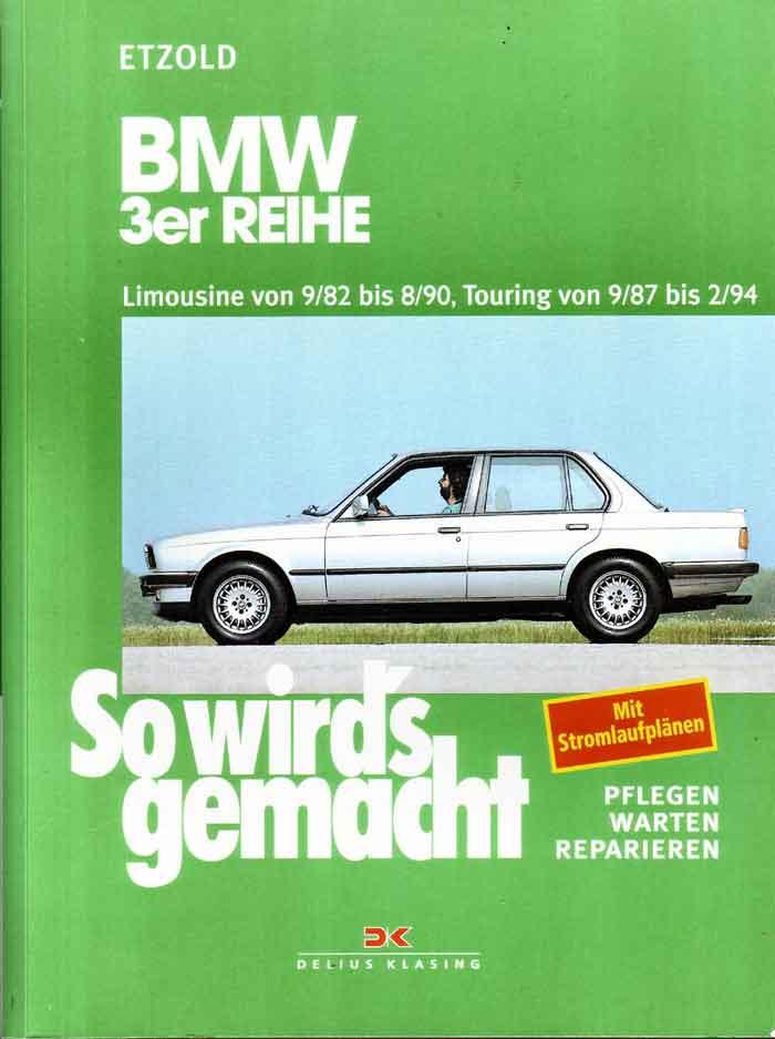 BMW 3er Reihe Reparaturhandbuch