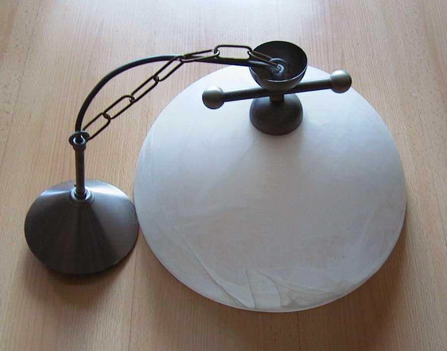 Exklusive Deckenlampe