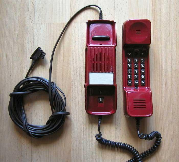 Dallas Testnetztelefon