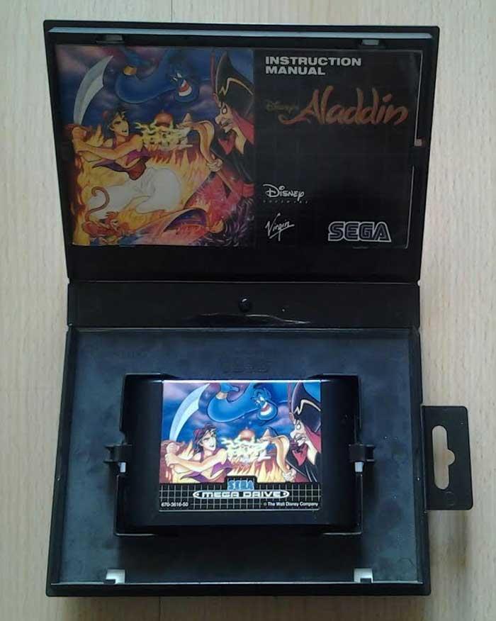 Sega Mega Drive Videospiel