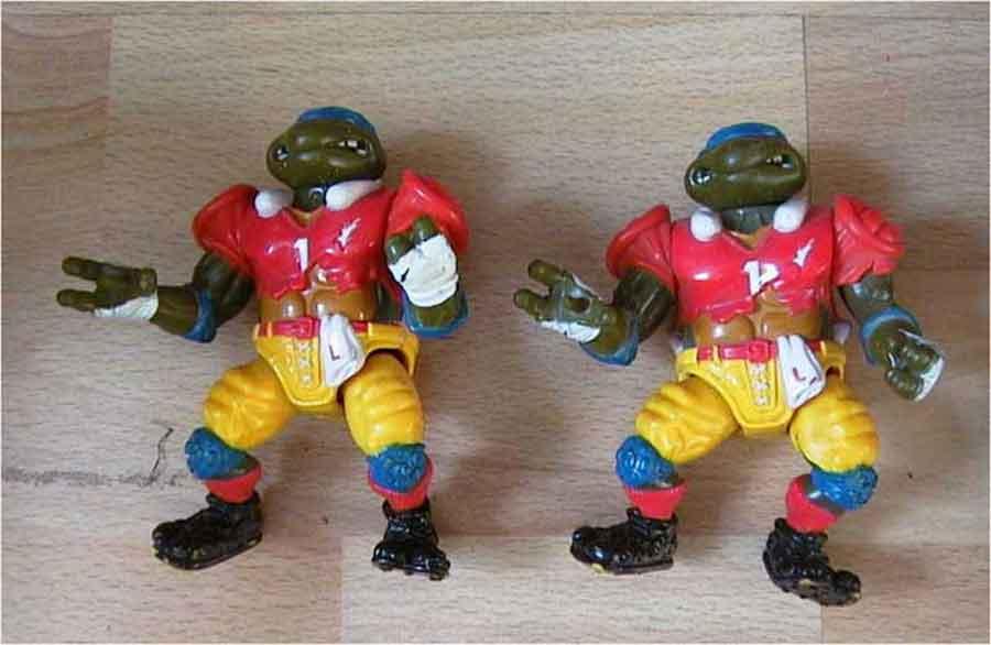 Teenage Mutant Ninja Turtles von 1991