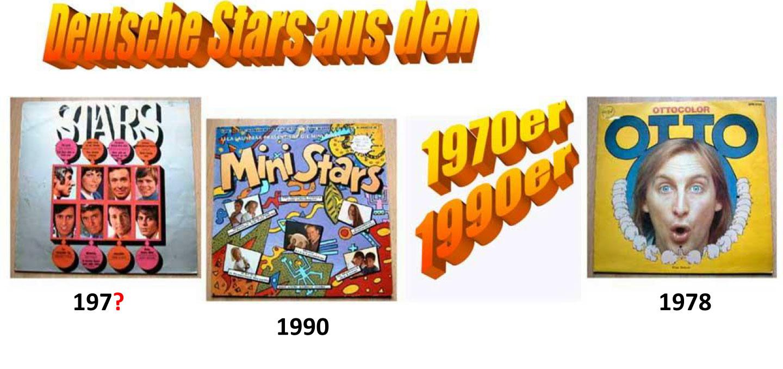 Kinderhitparade - Otto - Ottocolor - Stars auf LP Vinyl