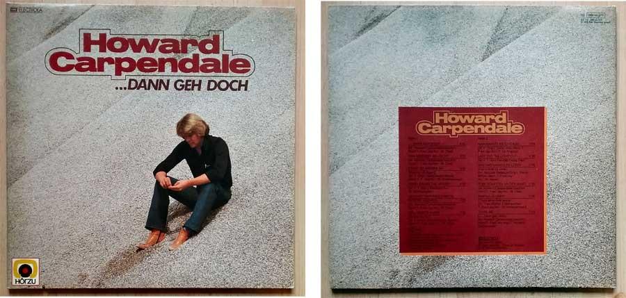 Album, Gatefold von Howard Carpendale