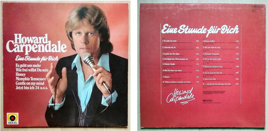 Eine Stunde für Dich, LP, Album von Howard Carpendale