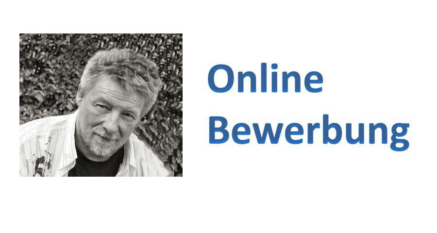 Online-Bewerbung Abbildung