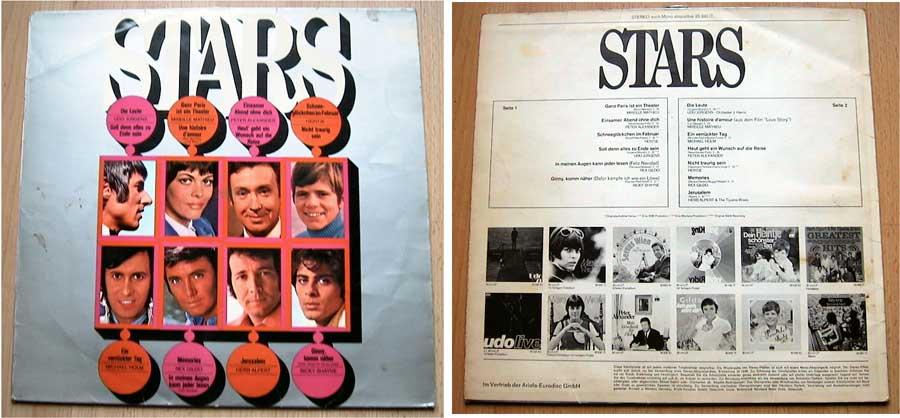 Stars - Deutsche Musik - LP 12 Zoll - Vinyl von 197?