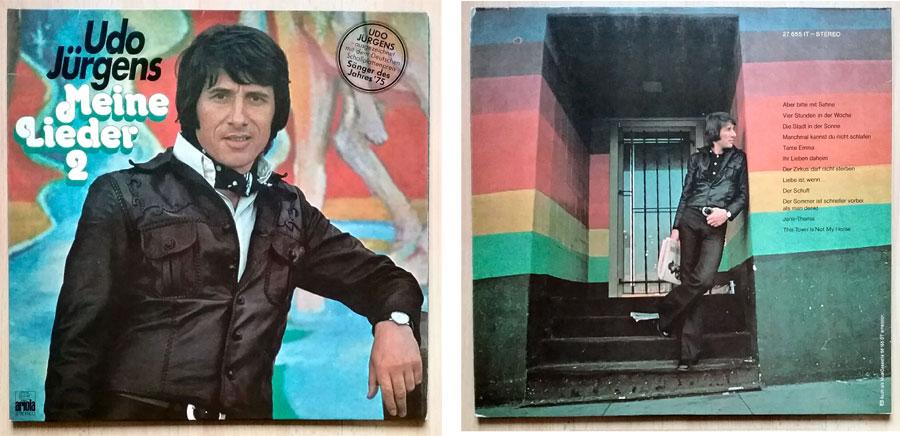 Langspielplatte von Udo Jürgens