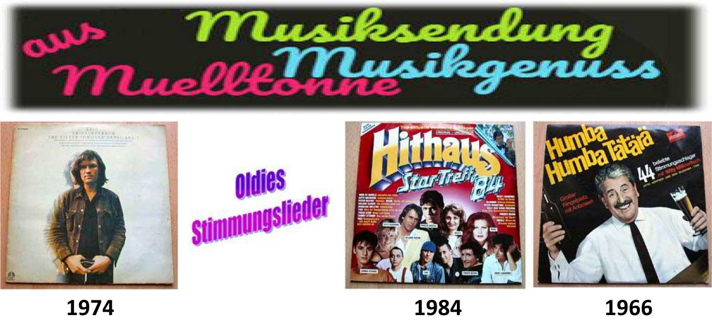Stimmungsschlager Deutsche und Englische Schlager auf LP Vinyl