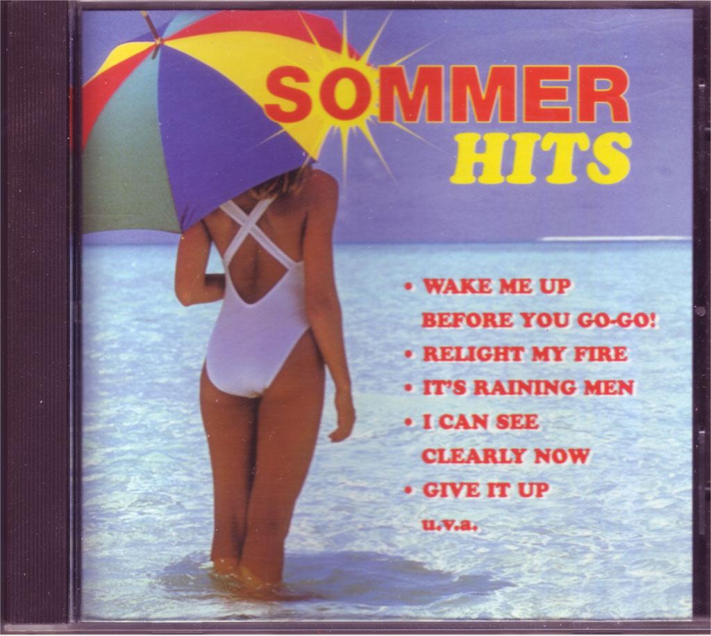 Musikrichtung 1997 Sommerhits auf CD