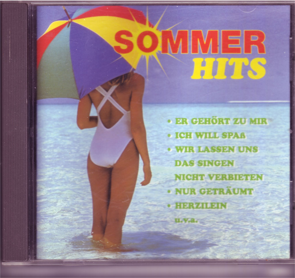 Sommerhits 1997aus CD