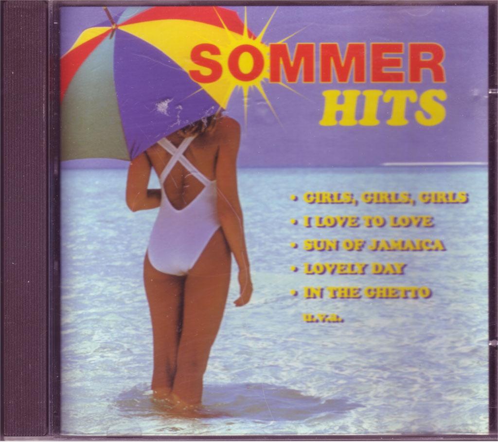 Sommerhits auf CD 1997
