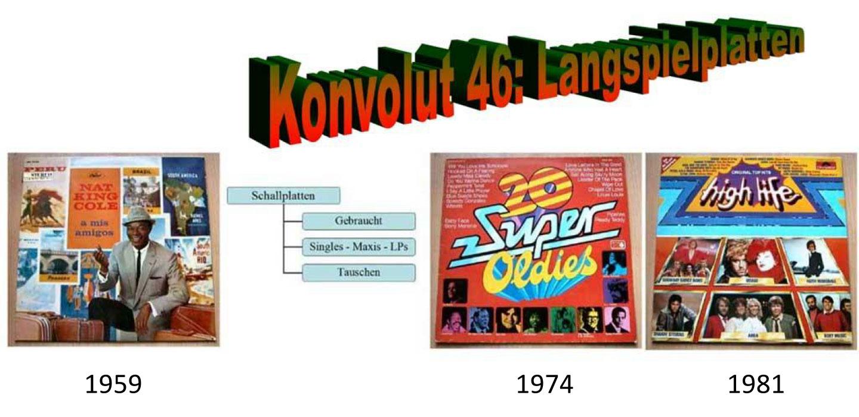 Super Oldies auf Schallplatten 12 Zoll LP Vinyl Compilation