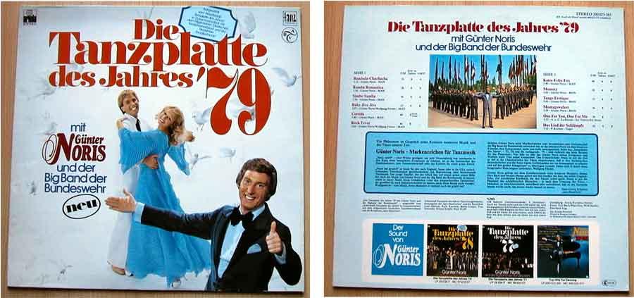 Moderne Musik auf Tanzplatte Des Jahres 1979