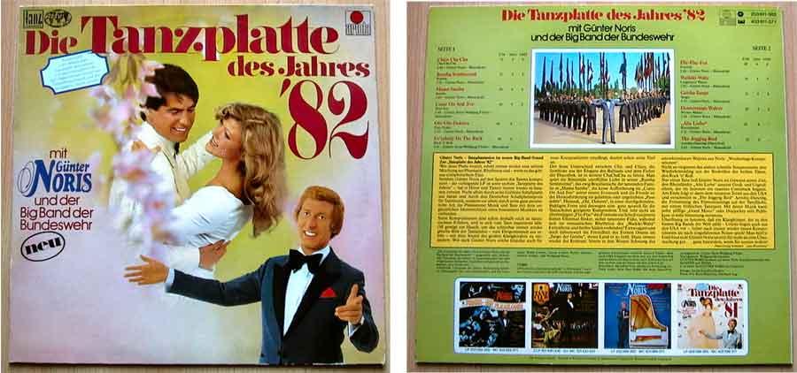 Die Big Band Der Bundeswehr Tanzplatte Des Jahres 1982