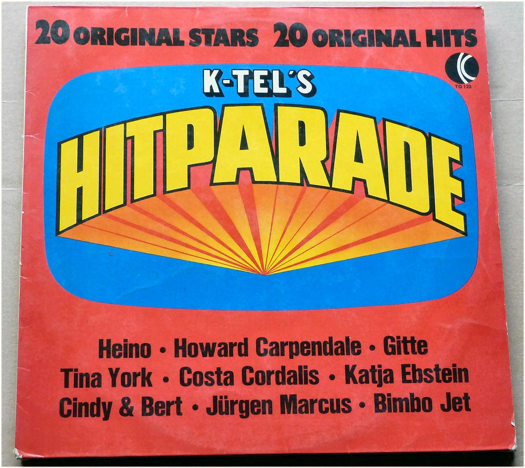 Pop, Schlager, K-Tel's Hitparade