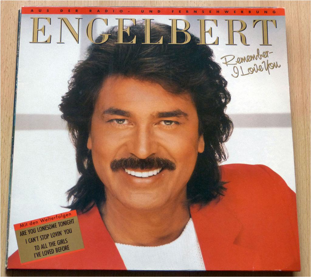 Vinyl, LP von Engelbert