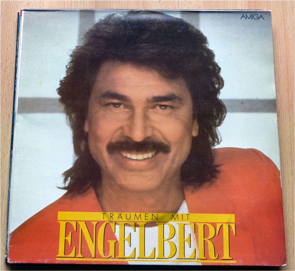 Träumen mit Engelbert LP von 1990