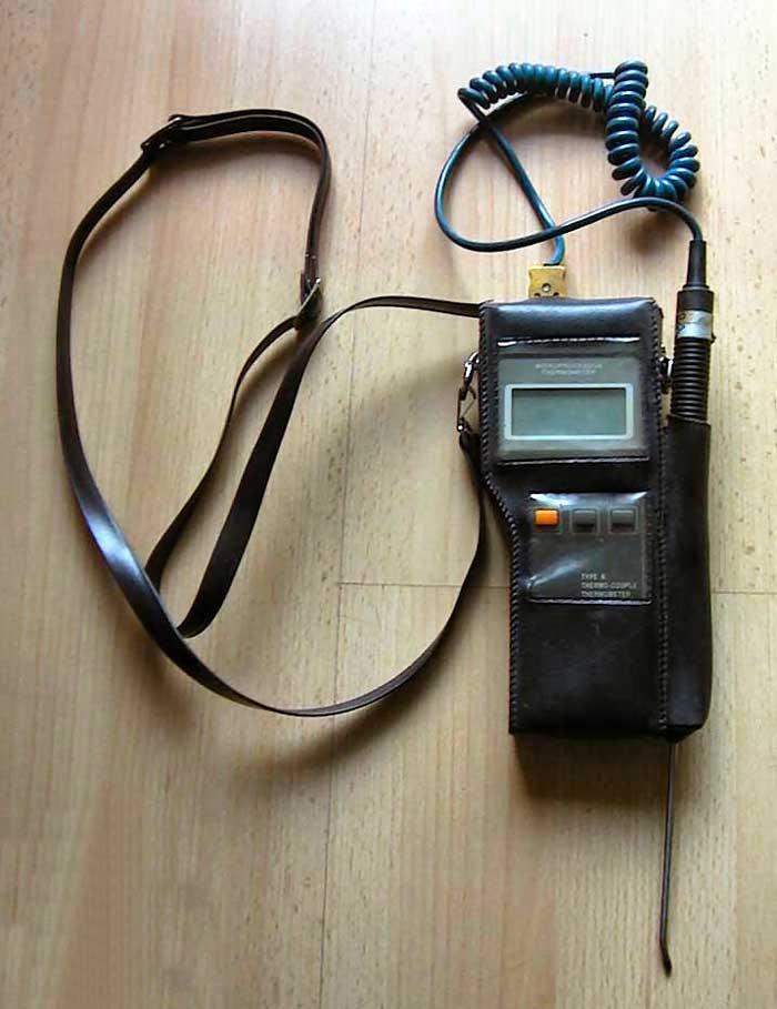 Digital-Thermometer, Sammelsurium