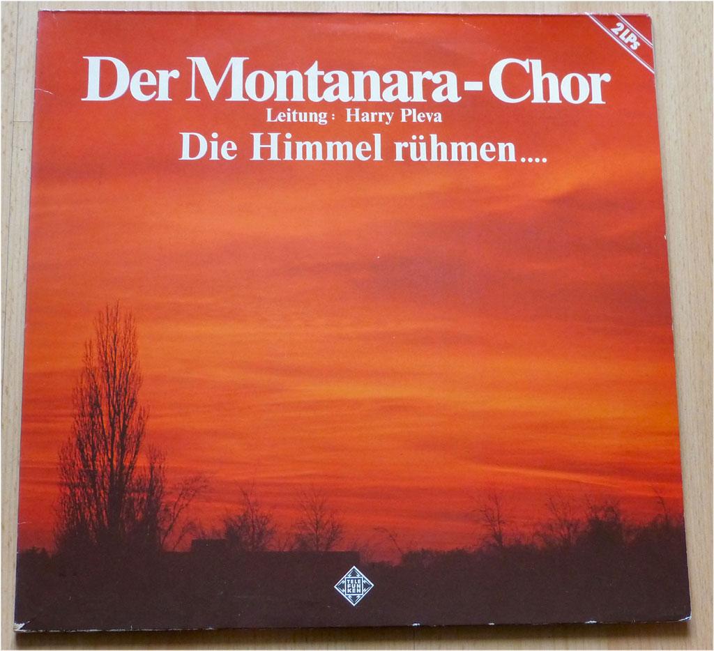 Traum-Melodien, der Montanara Chor