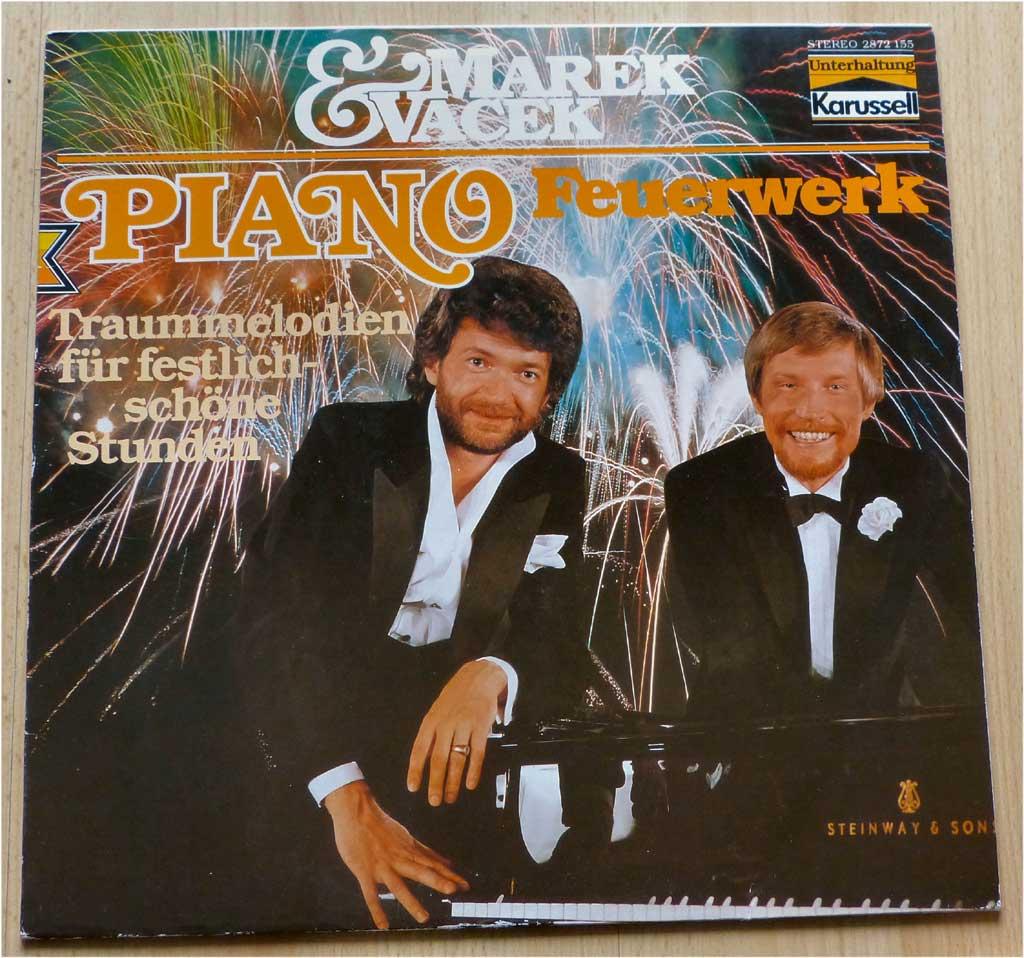 Marek und Vacek Feuerwerk LP