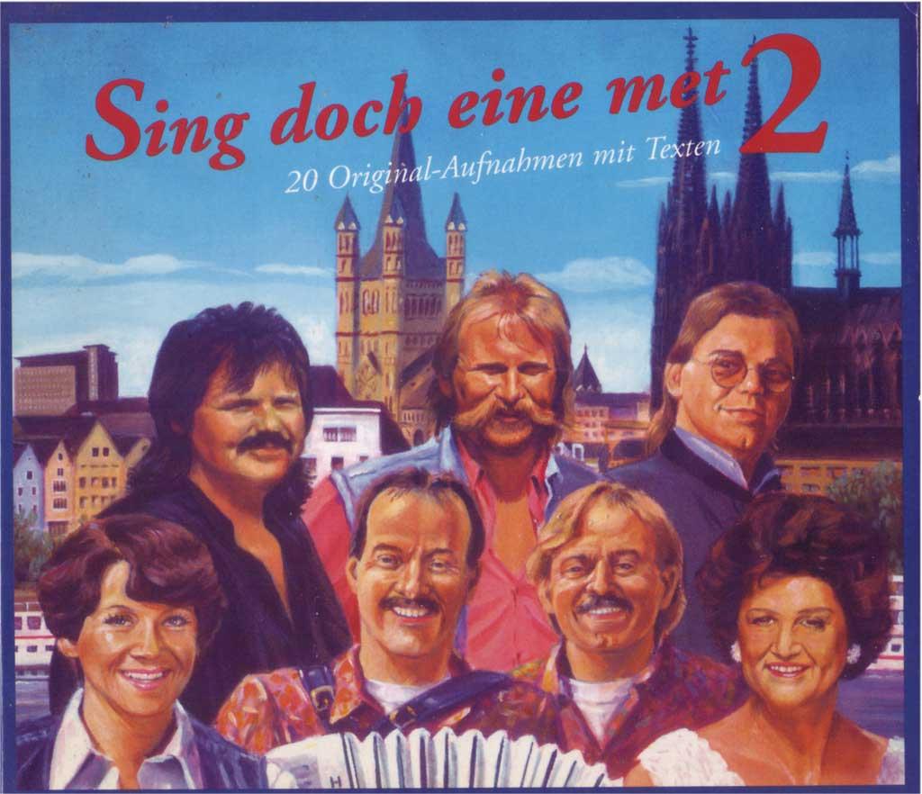 Sing doch eine met CD 2