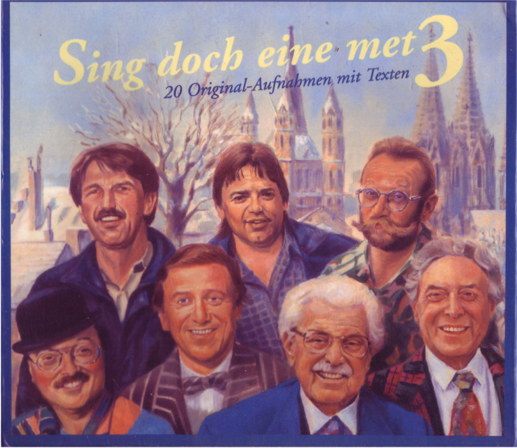 Sing doch eine met CD 3