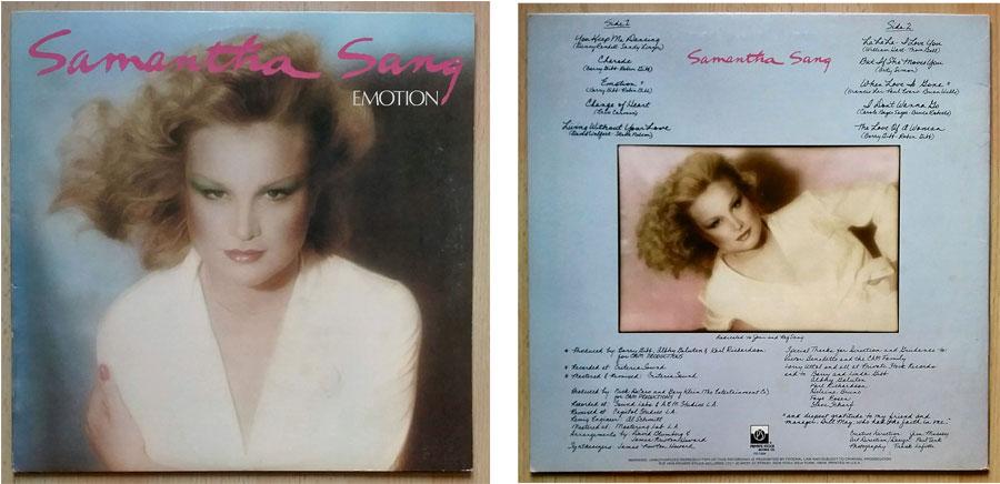 Ein Garagenfund Records von Samantha Sang