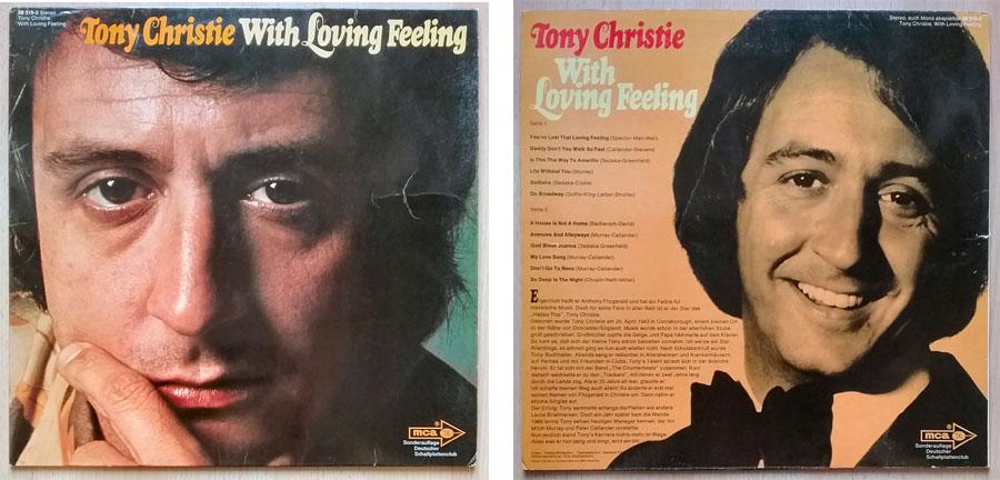 Club Edition auf Vinyl von Tony Christie