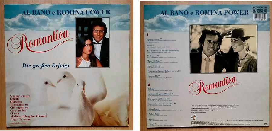 Al Bano & Romina Power und ihre großen Erfolge
