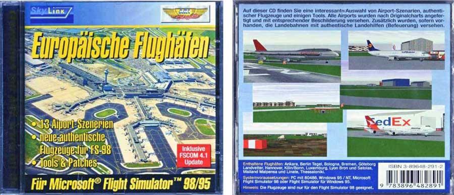 flight simulator 9783896482891 - windows