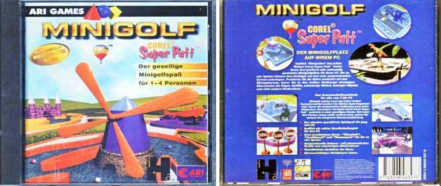 minigolf 9783896483973 - windows