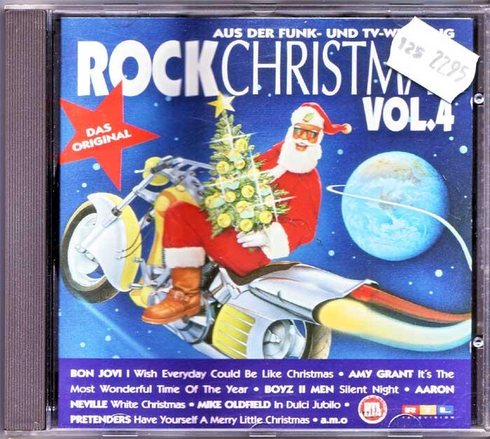 Rock Christmas Volume 04 - Weihnachtslieder auf CD, Album