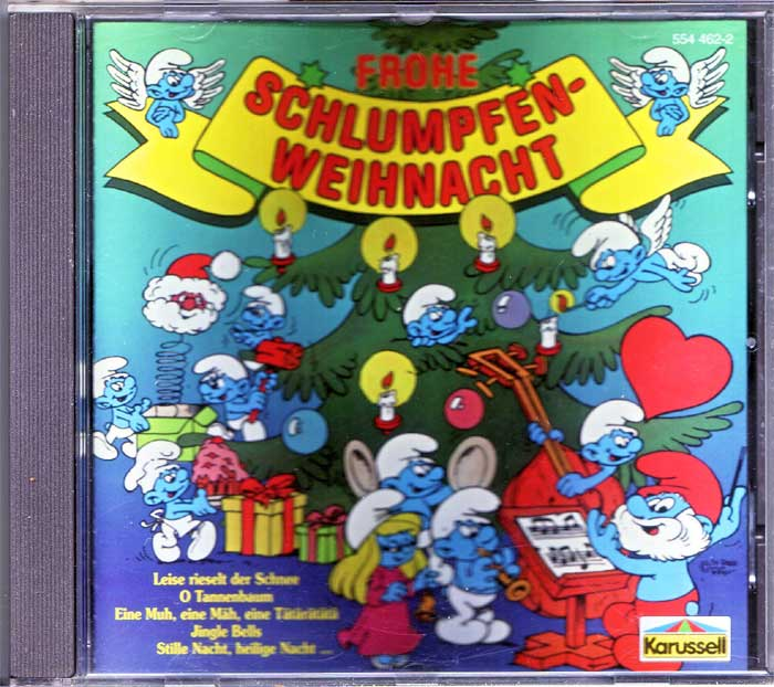 Die Schlümpfe – Frohe Schlumpfen-Weihnacht