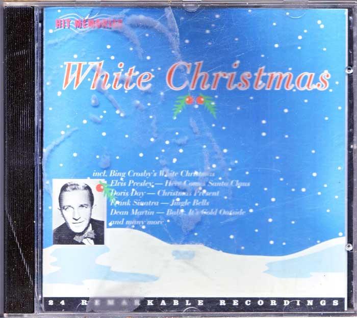 Weiße Weihnachten - White Christmas auf CD-Album