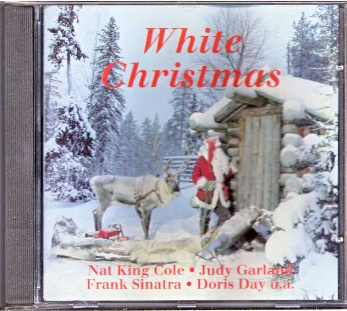 White Christmas - Weihnachtslieder auf CD, Album